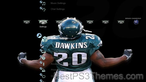 2008 Philadelphia Eagles Theme