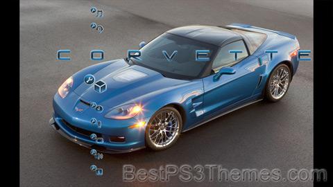 2009 Corvette ZR1 Theme