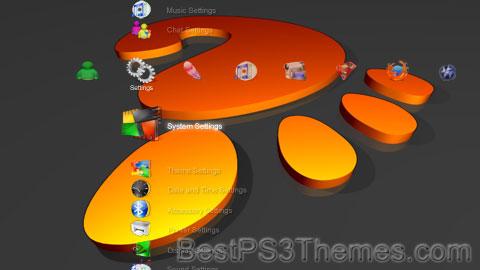 3D PS3 02 Theme