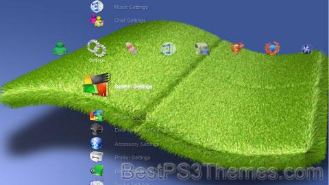 3D PS3 03 Theme