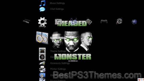 3 Headed Monster (Dre Eminen 50 Cent) Theme