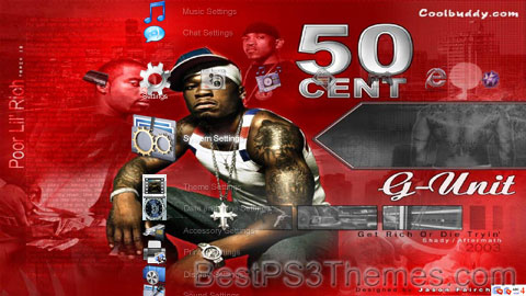 50 Cent & G-Unit Theme