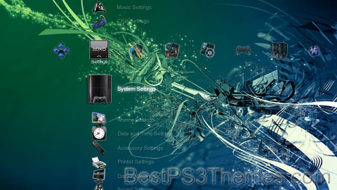 abstract64 Theme