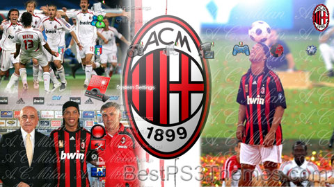 AC Milan and Italy 2008 Theme