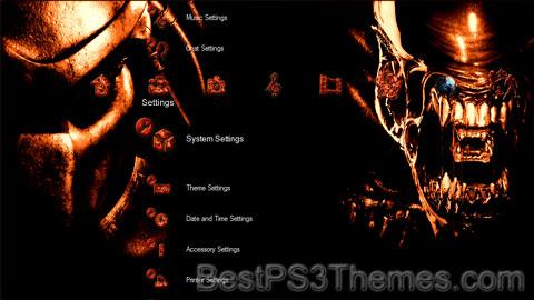 Alien Vs Predator Theme 2