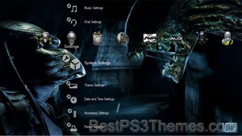 Alien | Best PS3 Themes
