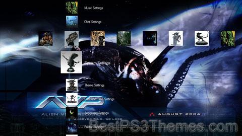 Alien Vs Predator Theme