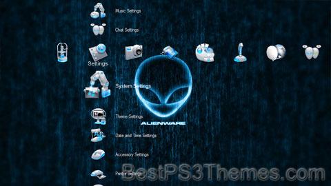 Alienware Theme