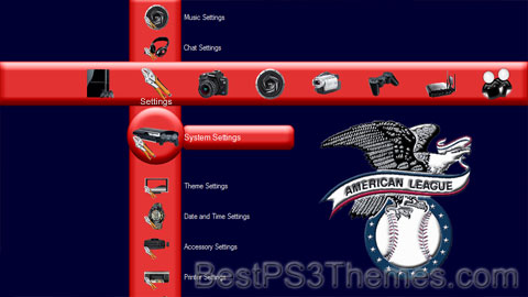 American League Theme