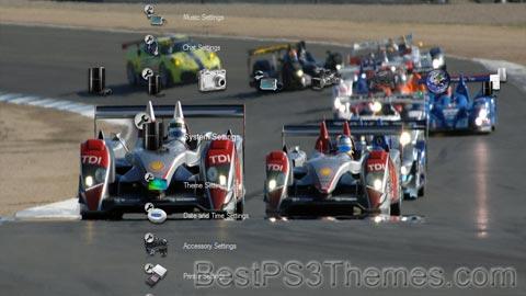 American Le Mans Theme