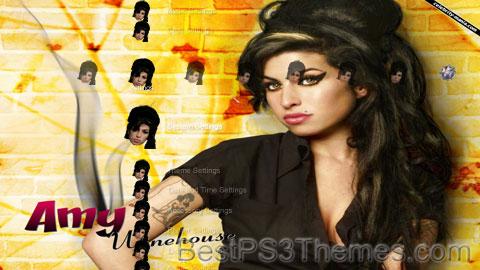 Amy Winehouse Theme