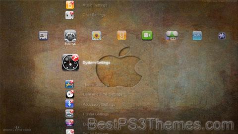 Apple Theme 3