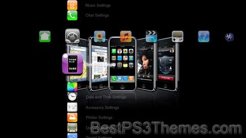 Apple iPhone Theme