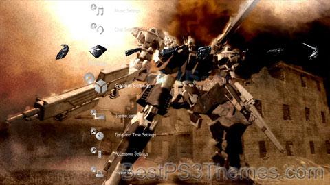 Armored Core Theme 3
