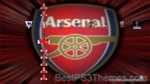Arsenal FC Theme
