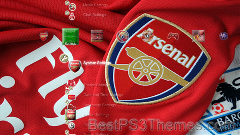 Arsenal Football Club Theme