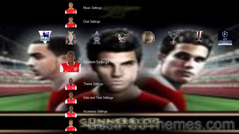 Arsenal V2 Theme