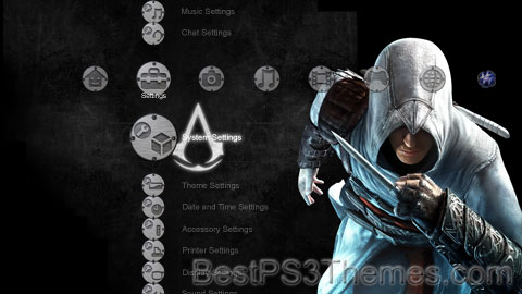 Assassin's Creed 1 & 2 | Best PS3 Themes