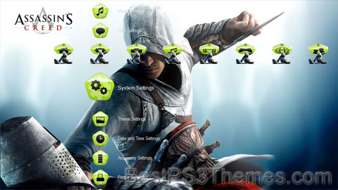 Assassin's Creed Theme 7