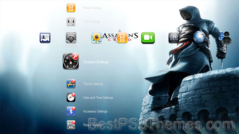 Assassin's Creed (iPhone Mix) Theme