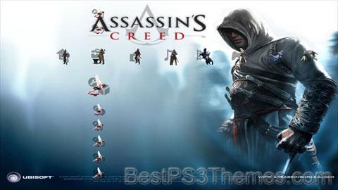 Assassin's Creed v1.0 Theme