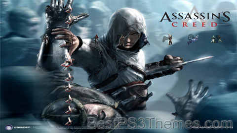 Assassin's Creed v1.2 Theme