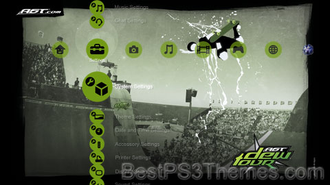 AST Dew Tour 2008 Theme