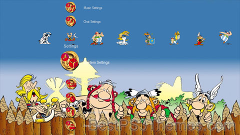 Asterix and Obelix Theme