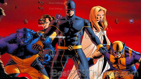 Astonishing X-Men Theme