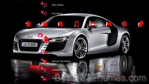 Audi R8 Theme 2
