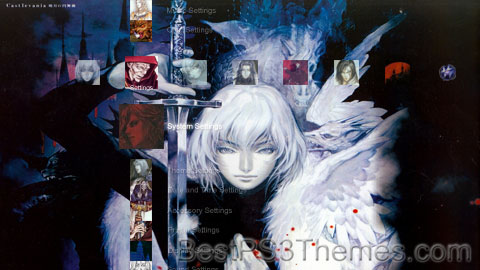 Ayami Kojima's Castlevania v.1.1 Theme
