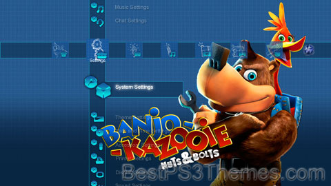 Banjo-Kazooie: Nuts & Bolts Theme