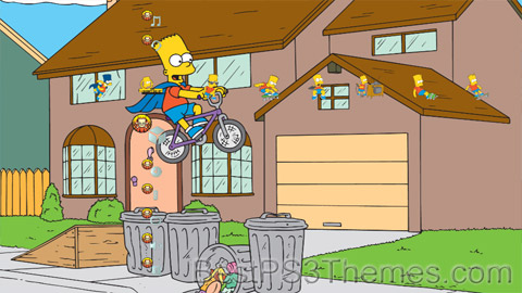 Bart Simpson Theme 2