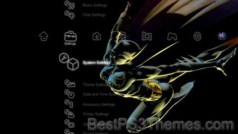 Batgirl Theme