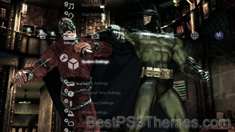 Batman Arkham Asylum Theme Preview