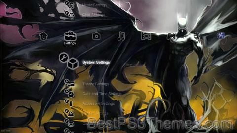 Batman - Fear Theme Preview