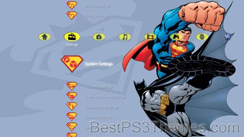 Batman Superman Theme 2