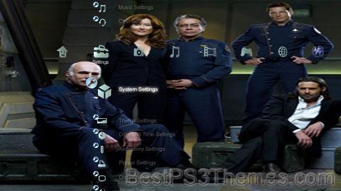 Battlestar Galactica Theme 2