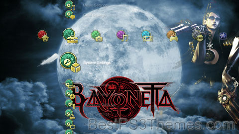 Bayonetta Theme Preview