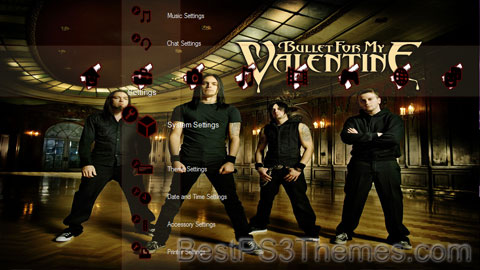 Bullet For My Valentine Theme
