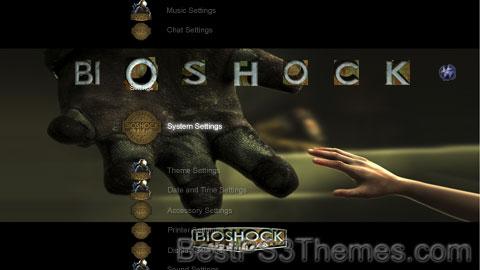 Bioshock Theme 3