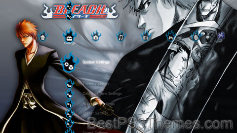 Bleach_versionD 02 (2.50 Update) Theme