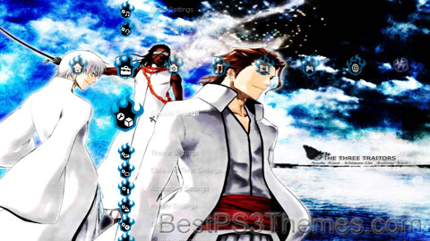 Bleach versionD 05 Theme