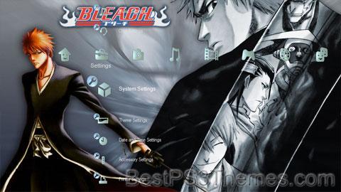 Bleach High Definition Theme