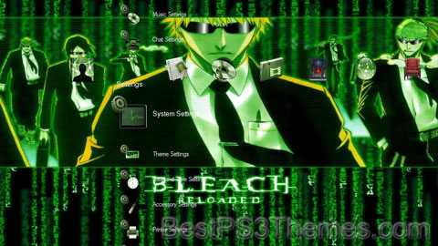 Bleach RELOADED versionD Theme