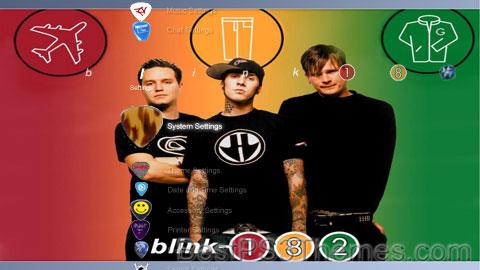 Blink 182 Theme