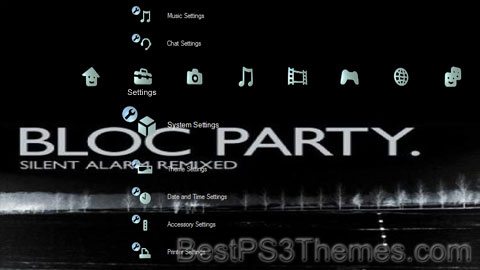 Bloc Party Theme