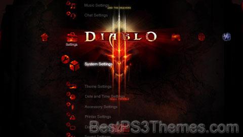 BloodSpillXXT - Diablo III Theme