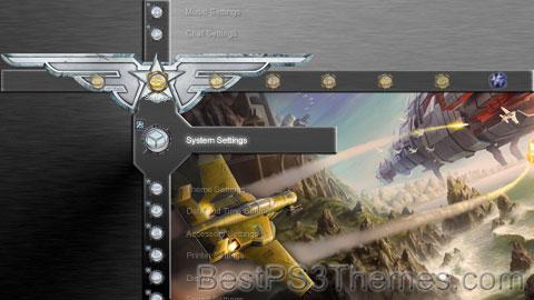 BloodSpillXXT - Warhawk Theme