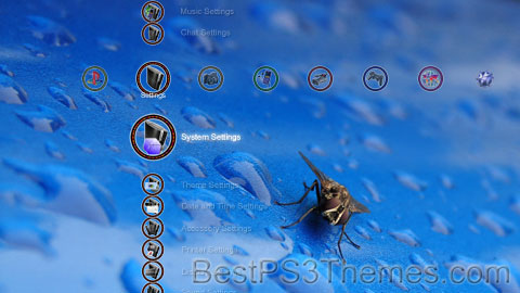 BlueFly v1.3 Theme